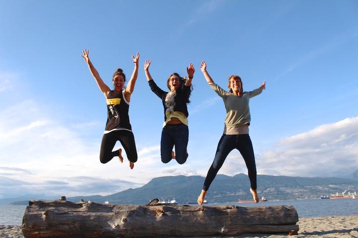 Jump of joy ;)